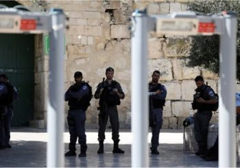 Israel boosts security in Jerusalem Old City amid tensions