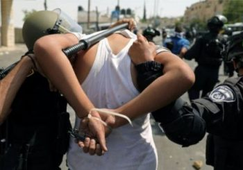 Clashes erupt around East Jerusalem