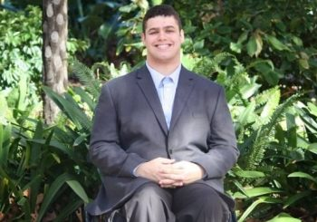 Student likely to become Australia's youngest senator