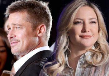 Is Kate Hudson having Brad Pitt's twins?