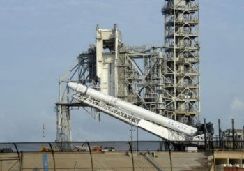 Launch of SpaceX Falcon 9 rocket scrubbed at last second