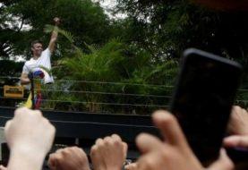 Maduro praises opposition leader Lopez's prison release
