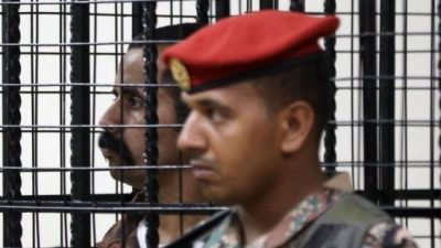 Jordan soldier who killed US trainers jailed for life