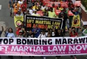 Martial law extended in the Philippines
