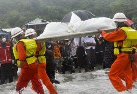 Bad weather blamed for Myanmar plane crash