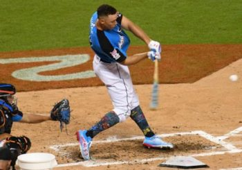 Yankees rookie Aaron Judge outslugs Sano to win Home Run Derby