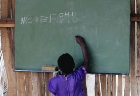 Nigeria has over 50% of the world's out-of-school children