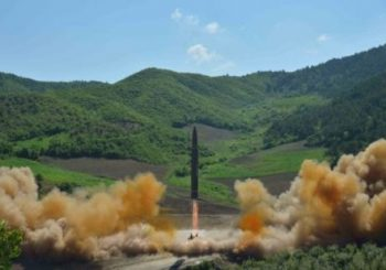 North Korea conducts new intercontinental missile test