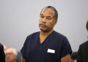 O.J. Simpson up for parole after serving 9 years of robbery sentence