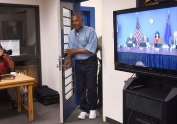 OJ Simpson granted parole after nine years in prison