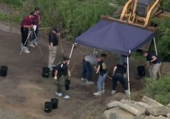 Pennsylvania missing men: Remains found by searchers