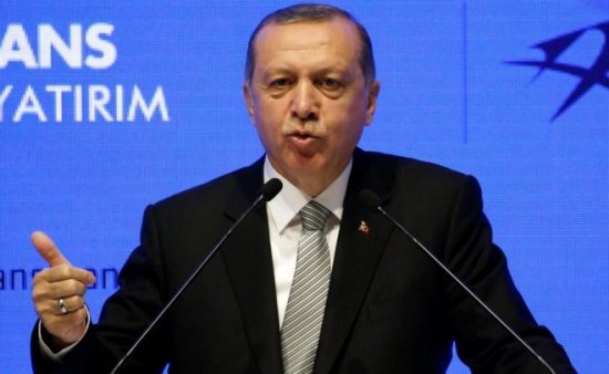 Erdogan says Germany cannot scare Turkey with threats