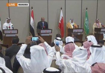 Saudi-led bloc cannot shrink list of demands on Qatar