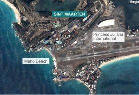 Sint Maarten jet engine blast kills New Zealand woman