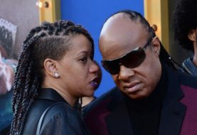 Stevie Wonder marries longtime girlfriend