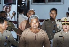 Thailand general jailed for trafficking at mass trial