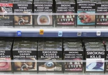 Philip Morris ordered to compensate Australia
