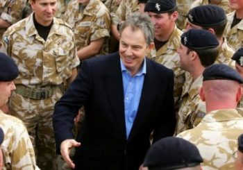 Bid to prosecute Tony Blair rejected by High Court