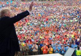 Trump boy scout Jamboree speech angers parents