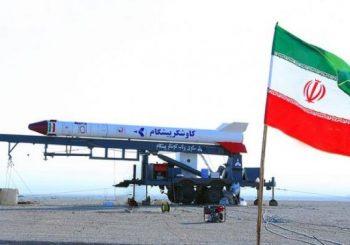 U.S. sanctions Iran for satellite-capable rocket