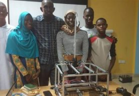 US denies visa to Gambian school robotics team