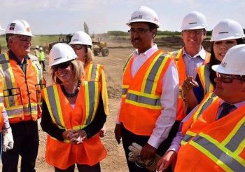 Ahead of NAFTA talks, Canada looks to U.S. Midwest