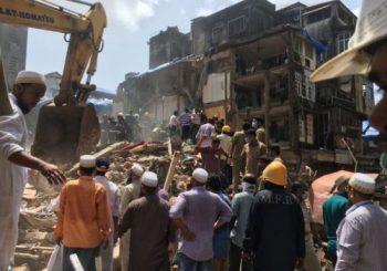 Mumbai building collapse kills at least 11