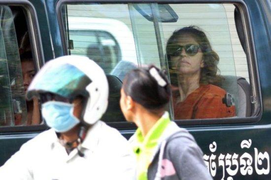 Australian nurse jailed for illegal Cambodian surrogacy