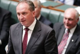 NZ confirms Australian deputy PM Barnaby Joyce is dual citizen