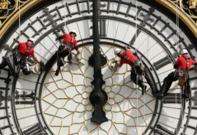 Big Ben's bongs to fall silent until 2021 for repairs