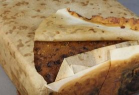 Century old fruitcake found in Antarctica