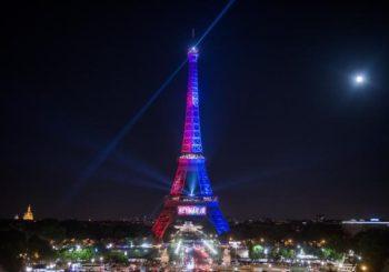 Knife-wielding man at Eiffel Tower arrested