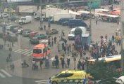 Finland stabbings: Man shot and held after Turku attacks
