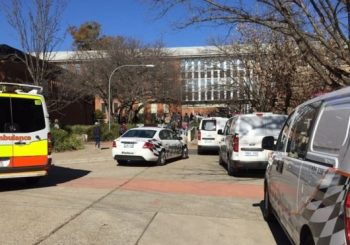 Four hurt in baseball bat attack at Australian university