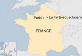 Girl killed as car rams pizzeria in village near Paris