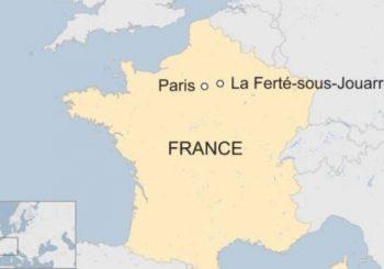 Girl killed as car rams pizzeria in village near Paris