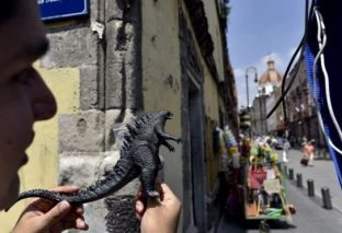 Mexico City excited to host Godzilla