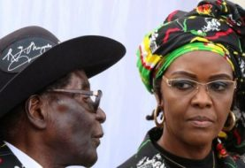 Grace Mugabe back from SA despite assault claim
