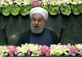 Rouhani warns US against 'political suicide'