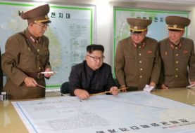 Kim Jong-un holds off on Guam threat