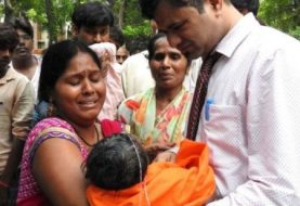 Sixty children die in India hospital