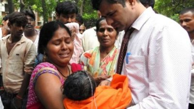 Sixty children die in India hospital