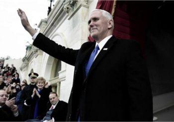 Mike Pence denies planning 2020 presidential bid
