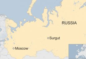 Russia knife attacker wounds seven in Surgut