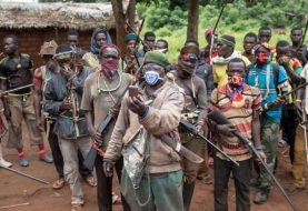 Catholic Bishop protecting Muslim refugees in Central African Republic