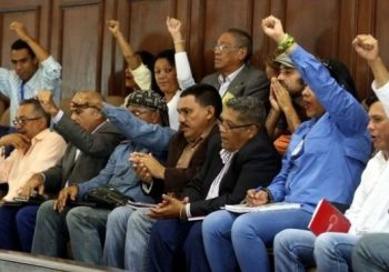 Venezuela: New assembly approves treason trials for opposition