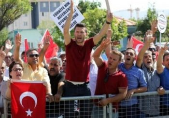 Turkey puts hundreds on trial over coup plot