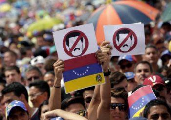 Venezuela arrests over 'uprising attempt'
