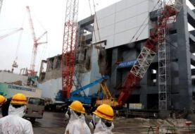 WW2 bomb found at Fukushima nuclear site