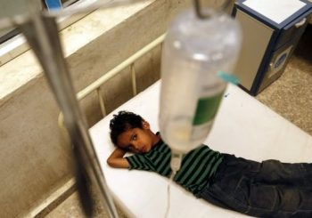 Yemen cholera epidemic: Cases exceed 500,000 in four months